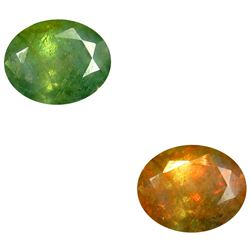 NATURAL CERTIFIED COLOR CHANGE ALEXANDRITE