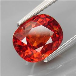 Natural Imperial Spessartite Garnet 3.64 Ct