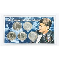 JFK 50 Cent Collection 1965-1969