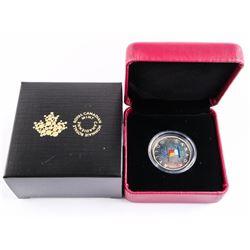 2010 CANADA Vancouver .999 Fine Silver Dollar (EE)