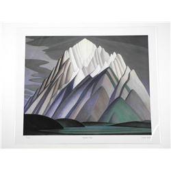 Lawren Harris (1885-1970) Fine Art Print LE 'Mount