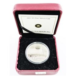 .9999 Fine Silver $5.00 Coin 'Man in Motion - Rick
