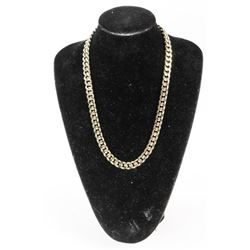 18kt Gold Plated over Stainless Link Chain 124gram