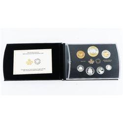 RCM 2016 .9999 Fine Silver 150th Anniversary Proof Set. (MOR)