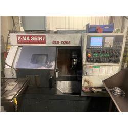 2011 Yama Seiki GLS-200A CNC Turning Center