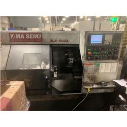 2011 Yama Seiki GLS-200A CNC Turning Center