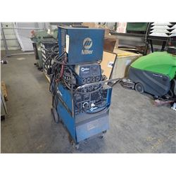 Miller Shopmaster 300AC/DC, CC/CV-AC/DC Arc Welding Power Source