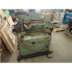 36 Ton Piranha Ironworker #P36
