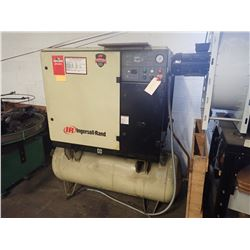 25HP Ingersoll Rand Air Compressor, M/N: SSR UP6-25-125