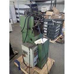 Simplex Rapid Compression Spring Coiler, M/N: MS/0
