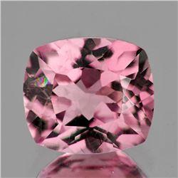 Natural Padparadscha Pink Tourmaline {Flawless-VVS1}