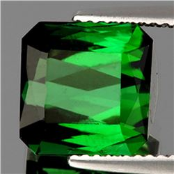 Natural AAA Chrome Green Tourmaline 3.60 Ct {VVS}