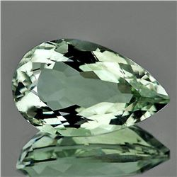 Natural Soft Green Amethyst 16x8 MM [Flawless-VVS]