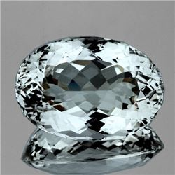 Natural Blue Topaz - Untreated - Certified