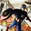 Image 2 : Captain America #1 by Marvel Comics