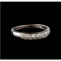 0.40 ctw Diamond Ring - 14KT White Gold