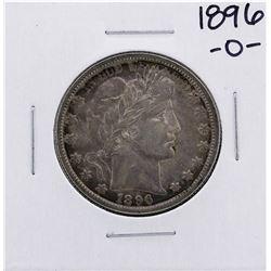 1896-O Barber Half Dollar Coin
