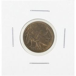 1917-D Buffalo Nickel Coin