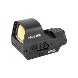 HOLOSUN OPEN REFLEX GREEN RETICLE QR