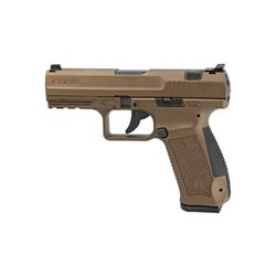"CANIK TP9DA 9MM 18RD 4.07"" BRONZE"