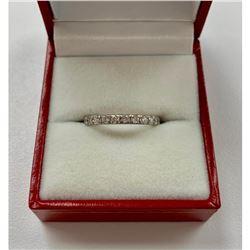 Ladies Size 7 CZ Diamond, 14k Gold Filled Ring