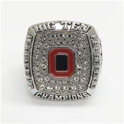 2009 Ohio State Buckeyes NCAA Football Big Ten Championship Ring - Jim Tressel