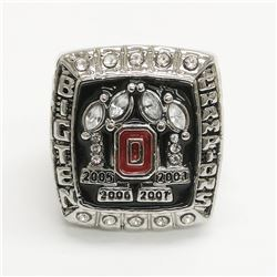 2008 Ohio State Buckeyes NCAA Football Big Ten Championship Ring - Isaiah Pryor