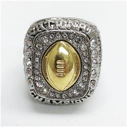 2015 Ohio State Buckeyes NCAA Football National Championship Ring - Urban Meyer
