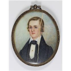 UNIQUE 1810-20 MEMORIAL  PENDANT