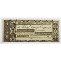 N.E. COMMERCIAL BANK $5-