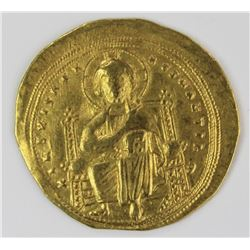 VERY SCARCE BYZANTINE GOLD (1059-67AD) CONSTANTINE