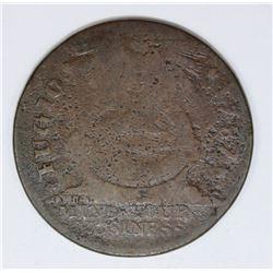 1787 FUGIO CENT NICE VG