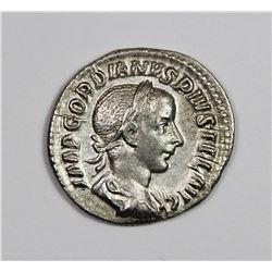 UNATTRIBUTED ROME ANCIENT SILVER DENARIUS