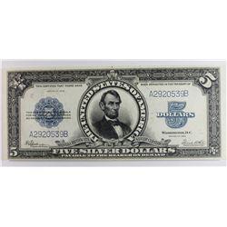 STUNNING GEM UNC F282 1923 PORTHOLE $5
