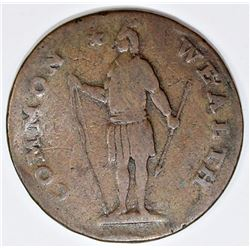 1788 MASS. CENT RYDER 6-N R3