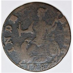 1786 CONN. CENT MILLER 5,5M R3