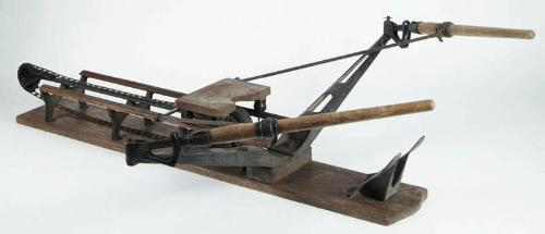 Early Rowing Machine