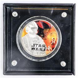 .9999 Fine Silver Disney - Star Wars Medallion 'Po