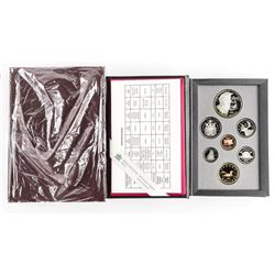 Estate Lot (2) 1995 Proof Coin Set REGULAR and Spe