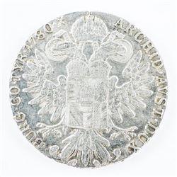 Austria 1780X Silver M. Theresia Thaler