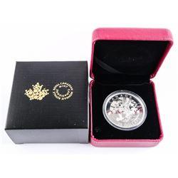 2014 $25.00 O Canada: Under the Maple Tree .9999 F