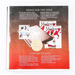 Going for the Gold - Album UNC 2002 - 22 Karat Gol