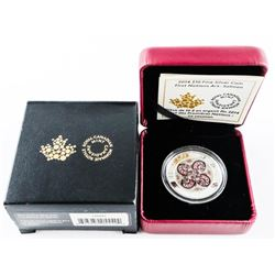 2014 $10.00 Fine Silver Coin - First Nations Art: