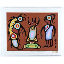 Christian Morrisseau (1969-) All of The Colours Co