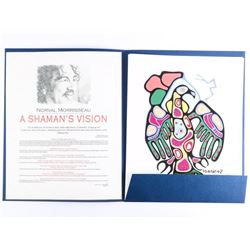 Norval Morrisseau (1931-2007) A Shaman's Vision Fo