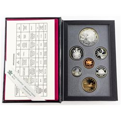 1996 Proof Silver Set