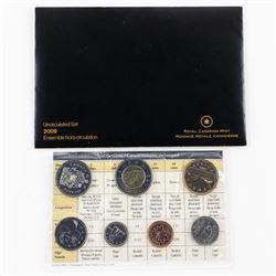 2009 UNC Coin Set