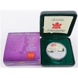2003 Special Edition Coronation Proof Silver Dolla