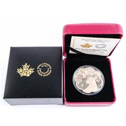 2015 $15.00 .9999 Fine Silver Coin 'Year of the Sh