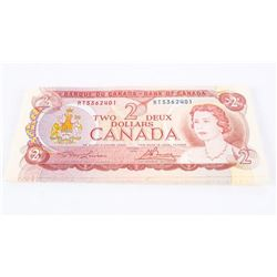 Group of (24) Bank of Canada 1974 2.00 Notes in Se